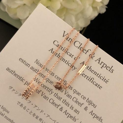 Van Cleef & Arpels Necklaces #879700 $34.00 USD, Wholesale Replica Van Cleef & Arpels Necklaces