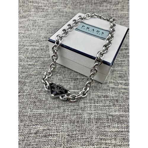 Prada Necklace #879704 $60.00 USD, Wholesale Replica Prada Necklace