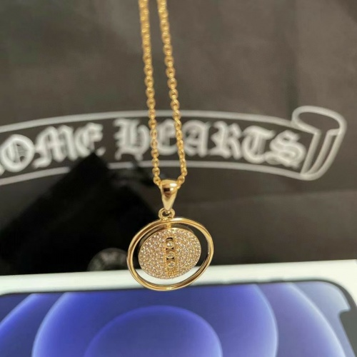 Chrome Hearts Necklaces #879705 $45.00 USD, Wholesale Replica Chrome Hearts Necklaces