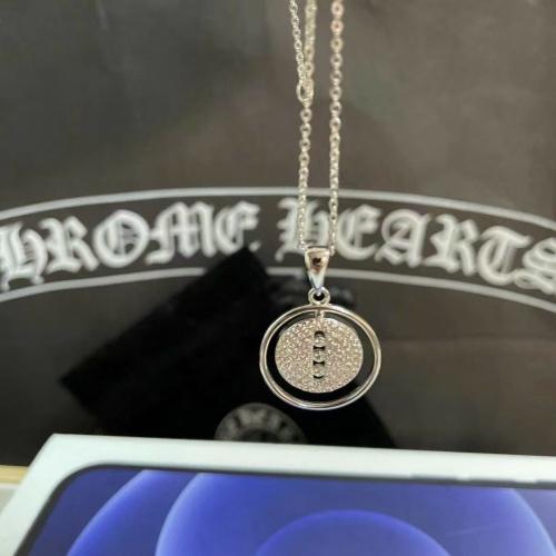 Chrome Hearts Necklaces #879706 $45.00 USD, Wholesale Replica Chrome Hearts Necklaces