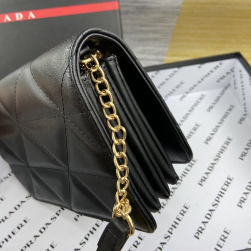 Replica Prada AAA Quality Messeger Bags For Men #879713 $96.00 USD for Wholesale