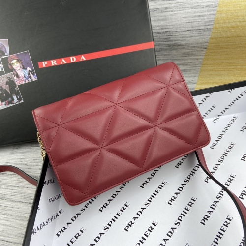 Replica Prada AAA Quality Messeger Bags For Men #879715 $96.00 USD for Wholesale