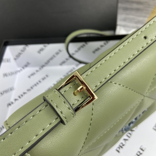 Replica Prada AAA Quality Messeger Bags For Men #879717 $96.00 USD for Wholesale