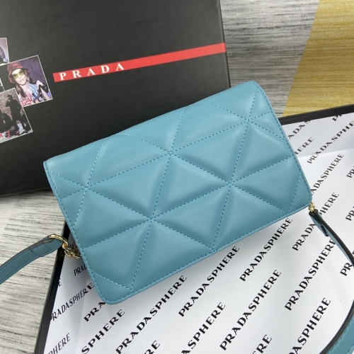 Replica Prada AAA Quality Messeger Bags For Men #879718 $96.00 USD for Wholesale