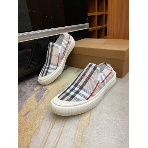 Burberry Casual Shoes For Men #879781 $60.00 USD, Wholesale Replica Burberry Casual Shoes