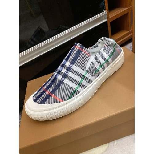 Replica Burberry Casual Shoes For Men #879782 $60.00 USD for Wholesale