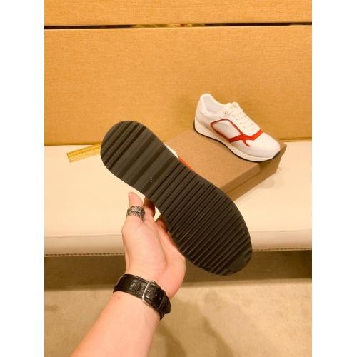Replica Armani Casual Shoes For Men #879789 $80.00 USD for Wholesale