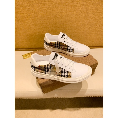Burberry Casual Shoes For Men #879806 $76.00 USD, Wholesale Replica Burberry Casual Shoes