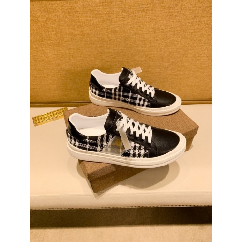 Burberry Casual Shoes For Men #879807 $76.00 USD, Wholesale Replica Burberry Casual Shoes