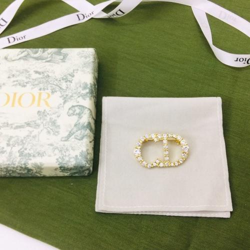 Christian Dior Brooches #879939 $34.00 USD, Wholesale Replica Christian Dior Brooches