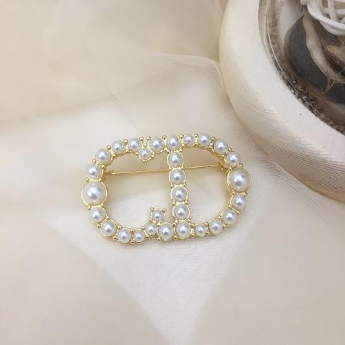 Christian Dior Brooches #879940 $34.00 USD, Wholesale Replica Christian Dior Brooches