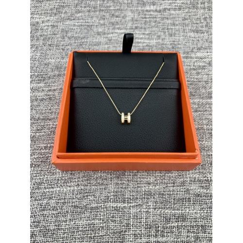 Hermes Necklace #879946 $32.00 USD, Wholesale Replica Hermes Necklace