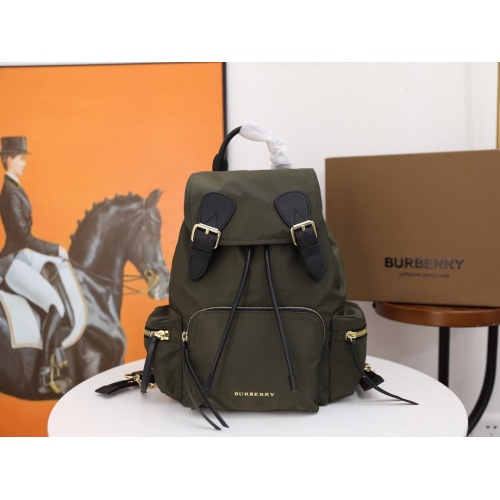 Burberry AAA Quality Backpacks For Women #879953 $105.00 USD, Wholesale Replica Burberry AAA Quality Backpacks