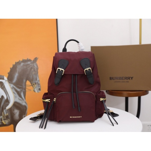 Burberry AAA Quality Backpacks For Women #879955 $105.00 USD, Wholesale Replica Burberry AAA Quality Backpacks