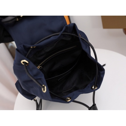Replica Burberry AAA Quality Backpacks For Women #879956 $105.00 USD for Wholesale