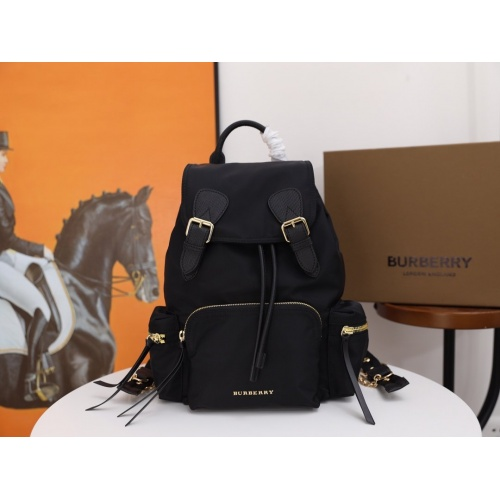 Burberry AAA Quality Backpacks For Women #879957 $105.00 USD, Wholesale Replica Burberry AAA Quality Backpacks