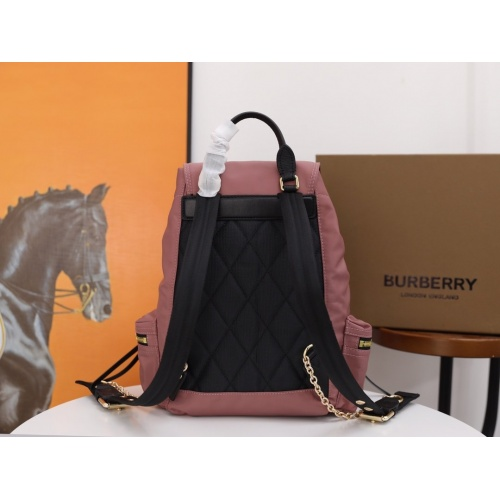 Replica Burberry AAA Quality Backpacks For Women #879958 $105.00 USD for Wholesale