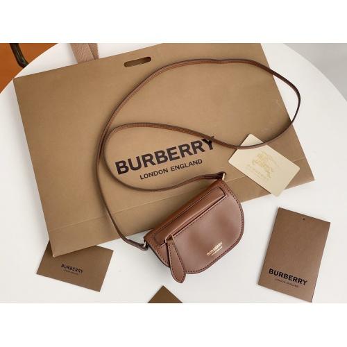 Burberry AAA Messenger Bags For Women #879966 $125.00 USD, Wholesale Replica Burberry AAA Messenger Bags