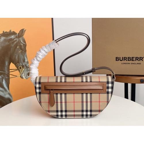 Burberry AAA Messenger Bags For Women #879967 $245.00 USD, Wholesale Replica Burberry AAA Messenger Bags