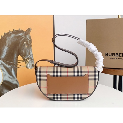 Replica Burberry AAA Messenger Bags For Women #879967 $245.00 USD for Wholesale