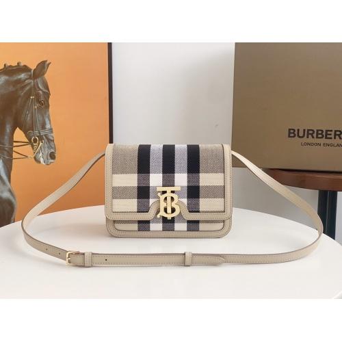 Burberry AAA Messenger Bags For Women #879969 $210.00 USD, Wholesale Replica Burberry AAA Messenger Bags