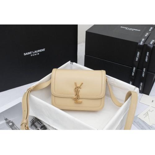Yves Saint Laurent YSL AAA Messenger Bags For Women #879973 $102.00 USD, Wholesale Replica Yves Saint Laurent YSL AAA Messenger Bags