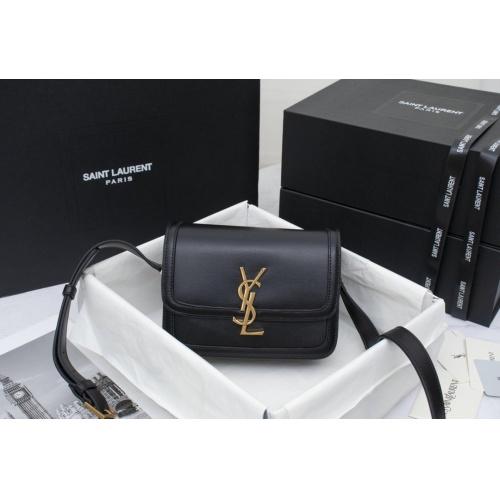 Yves Saint Laurent YSL AAA Messenger Bags For Women #879974 $102.00 USD, Wholesale Replica Yves Saint Laurent YSL AAA Messenger Bags