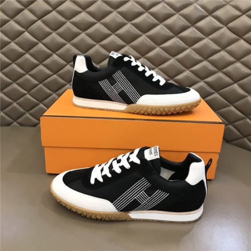 Hermes Casual Shoes For Men #879980 $80.00 USD, Wholesale Replica Hermes Casual Shoes
