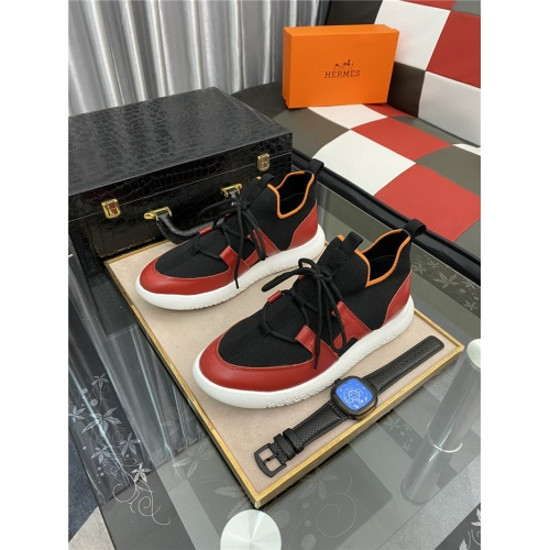 Hermes Casual Shoes For Men #879981 $76.00 USD, Wholesale Replica Hermes Casual Shoes