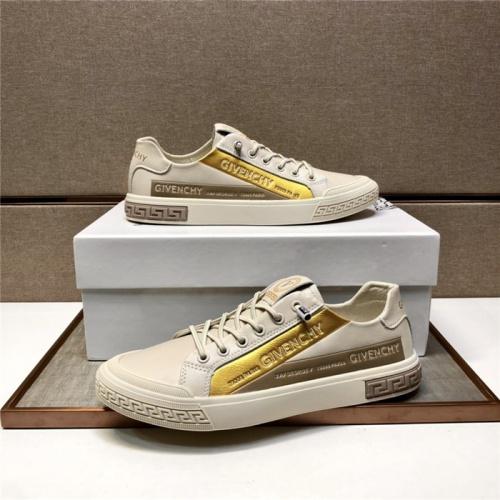 Versace Casual Shoes For Men #880001 $76.00 USD, Wholesale Replica Versace Casual Shoes