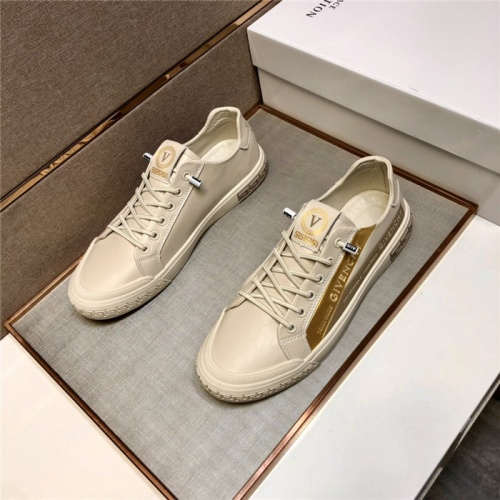 Replica Versace Casual Shoes For Men #880001 $76.00 USD for Wholesale