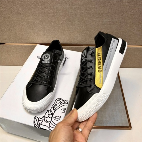 Replica Versace Casual Shoes For Men #880002 $76.00 USD for Wholesale