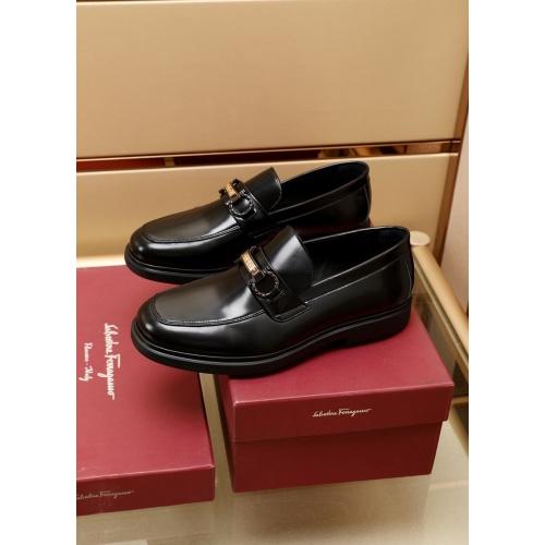 Ferragamo Salvatore FS Casual Shoes For Men #880014 $92.00 USD, Wholesale Replica Ferragamo Shoes