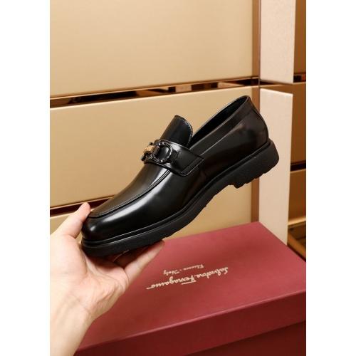 Replica Ferragamo Salvatore FS Casual Shoes For Men #880014 $92.00 USD for Wholesale