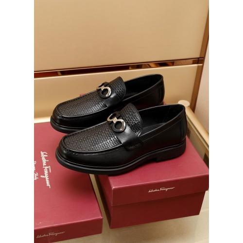 Ferragamo Salvatore FS Casual Shoes For Men #880015 $92.00 USD, Wholesale Replica Ferragamo Shoes