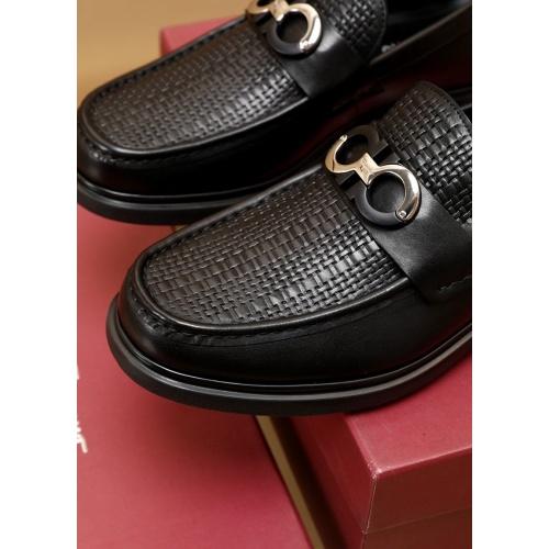 Replica Ferragamo Salvatore FS Casual Shoes For Men #880015 $92.00 USD for Wholesale
