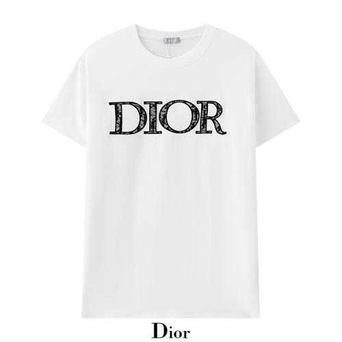 Christian Dior T-Shirts Short Sleeved For Men #880481