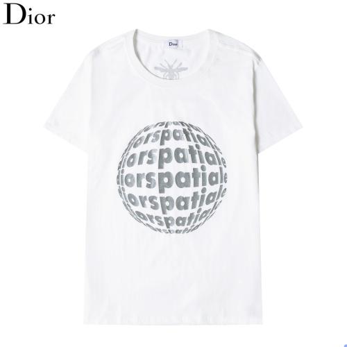 Christian Dior T-Shirts Short Sleeved For Men #880484
