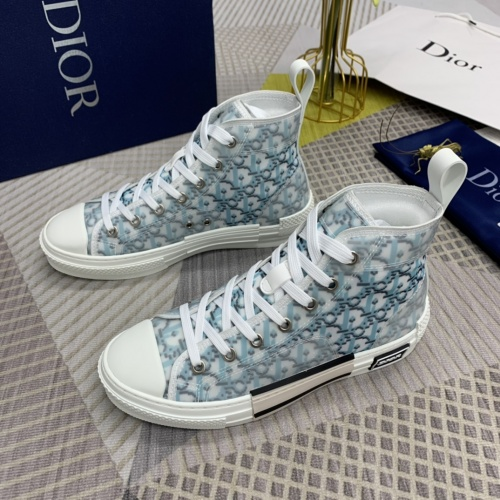 Christian Dior High Tops Shoes For Women #880511