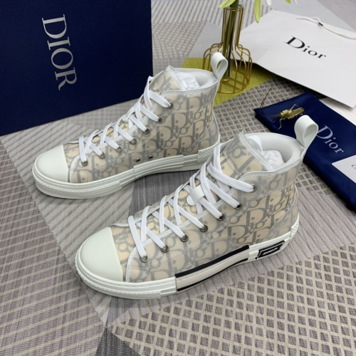 Christian Dior High Tops Shoes For Men #880521