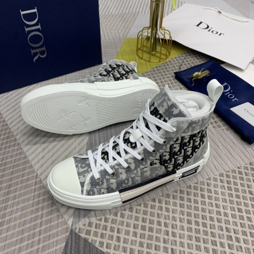 Christian Dior High Tops Shoes For Men #880522