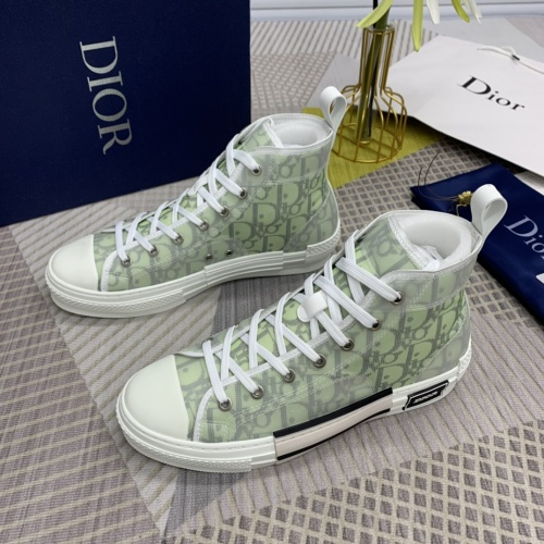 Christian Dior High Tops Shoes For Men #880523