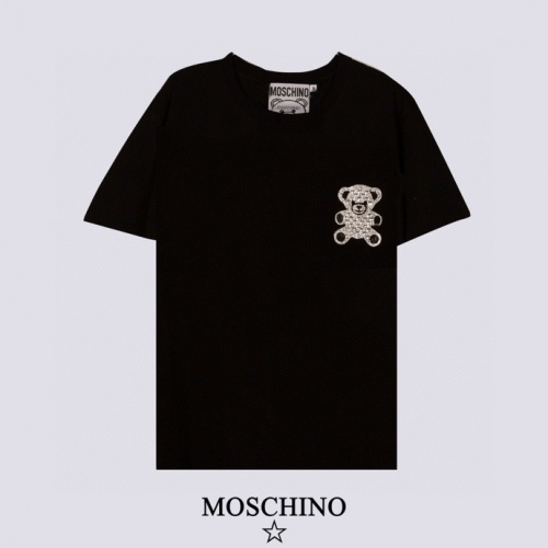 Moschino T-Shirts Short Sleeved For Men #880533