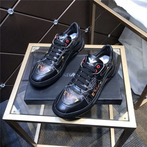 Armani Casual Shoes For Men #880569