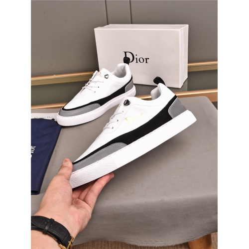 Christian Dior Casual Shoes For Men #880590
