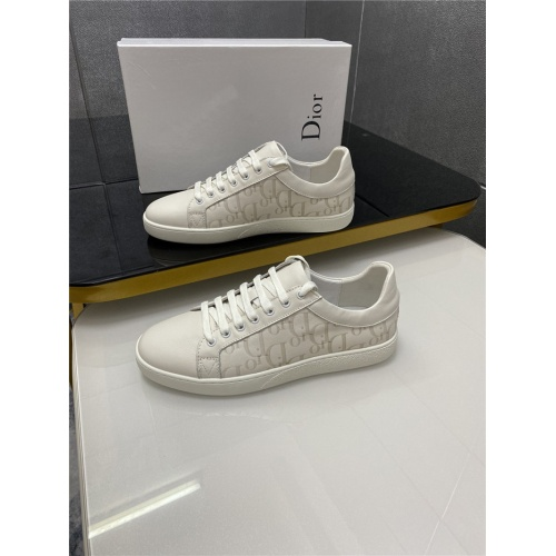 Christian Dior Casual Shoes For Men #880593