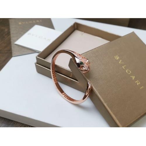 Bvlgari Bracelet #880745 $41.00 USD, Wholesale Replica Bvlgari Bracelet