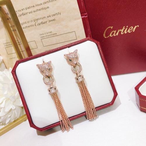 Cartier Earring #880867
