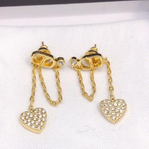 Christian Dior Earrings #881039 $29.00 USD, Wholesale Replica Christian Dior Earrings