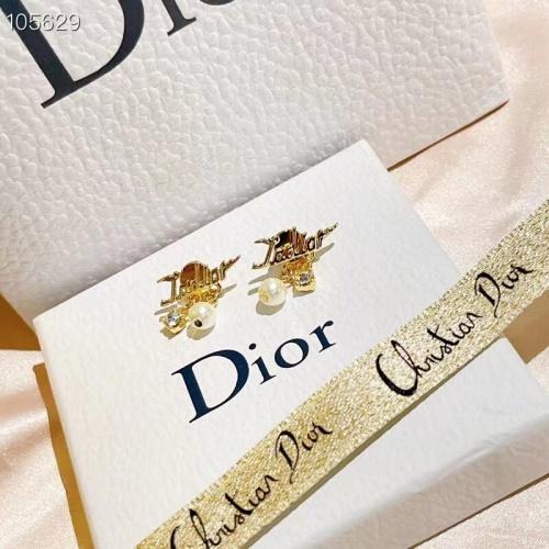 Christian Dior Earrings #881046 $32.00 USD, Wholesale Replica Christian Dior Earrings
